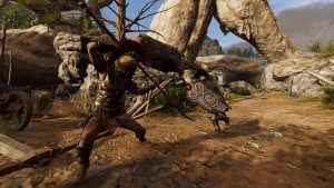 Assassin's Creed Odyssey taming animals
