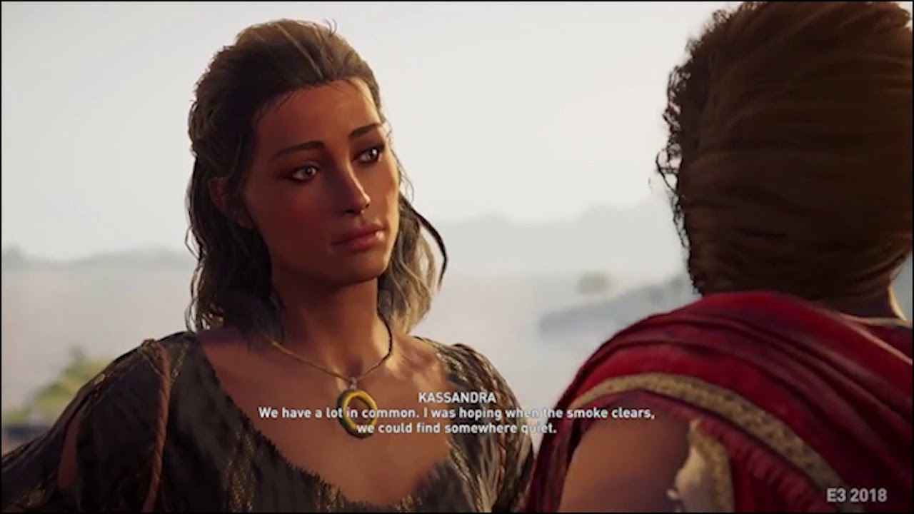Assassin S Creed Odyssey Romance Options Same Sex And More