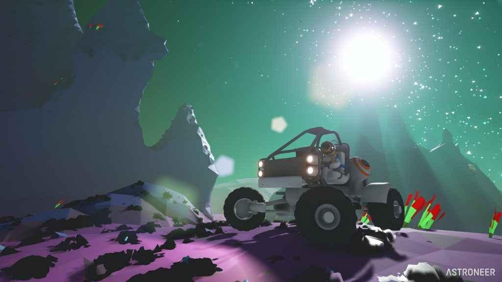 astroneer ps4 release