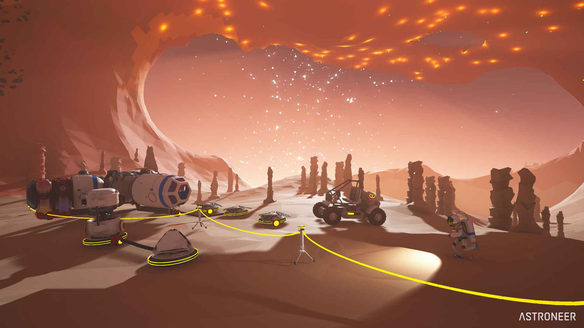 Astroneer Coming To Ps4 According To New Listing