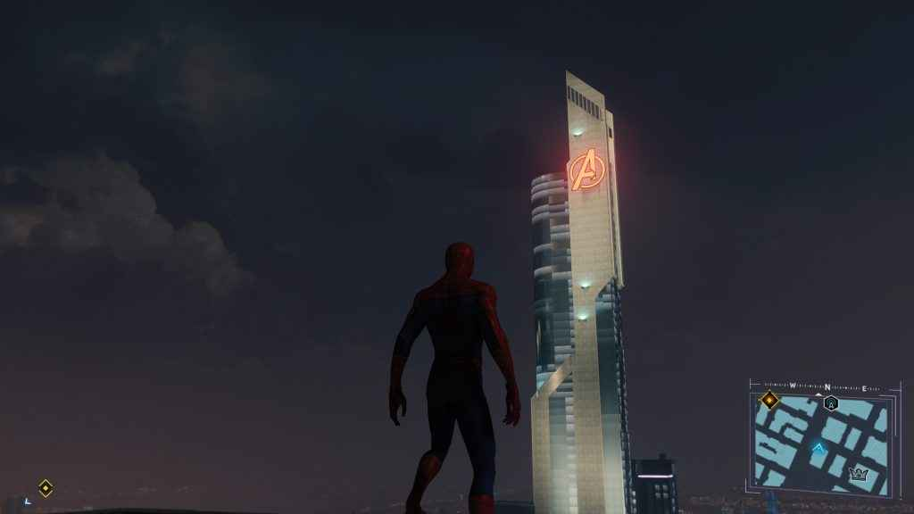 spider-man ps4 easter eggs