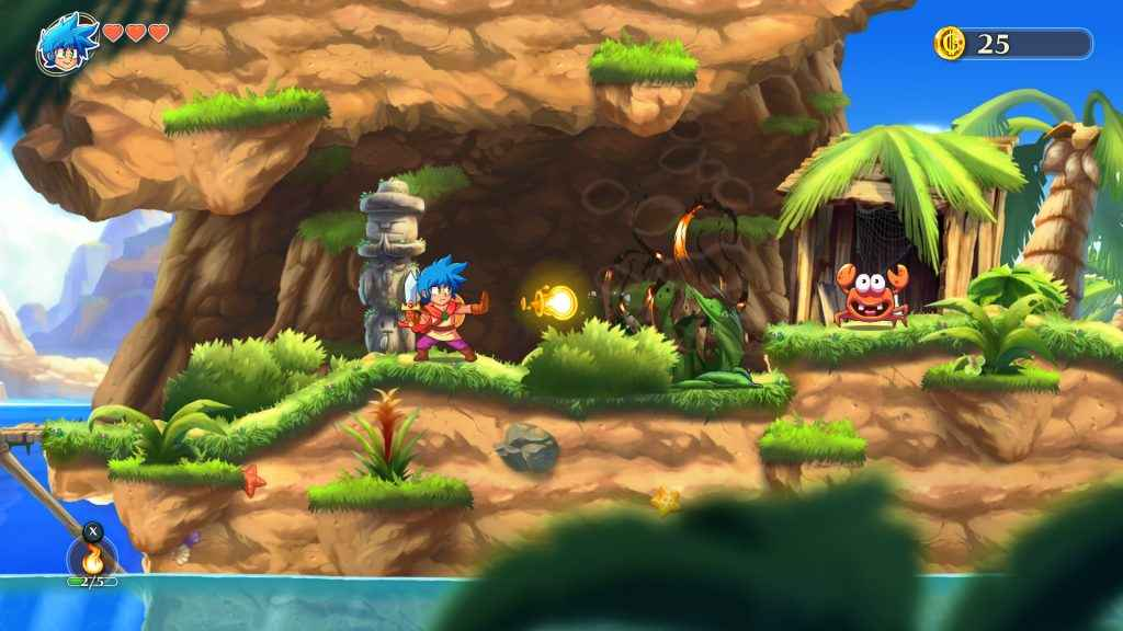 Best PS4 Indie Games Monster Boy