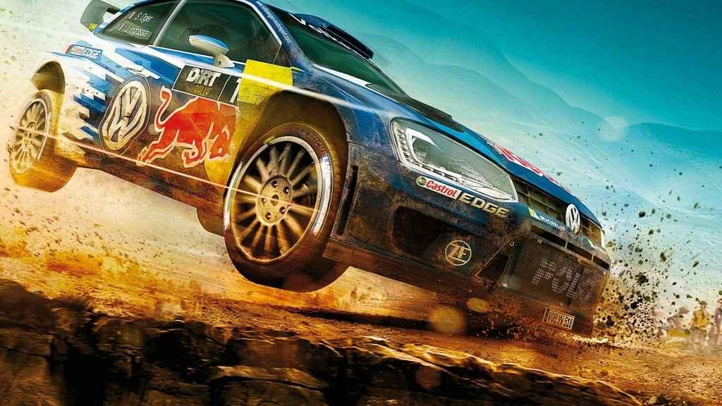 dirt rally 2 ps4
