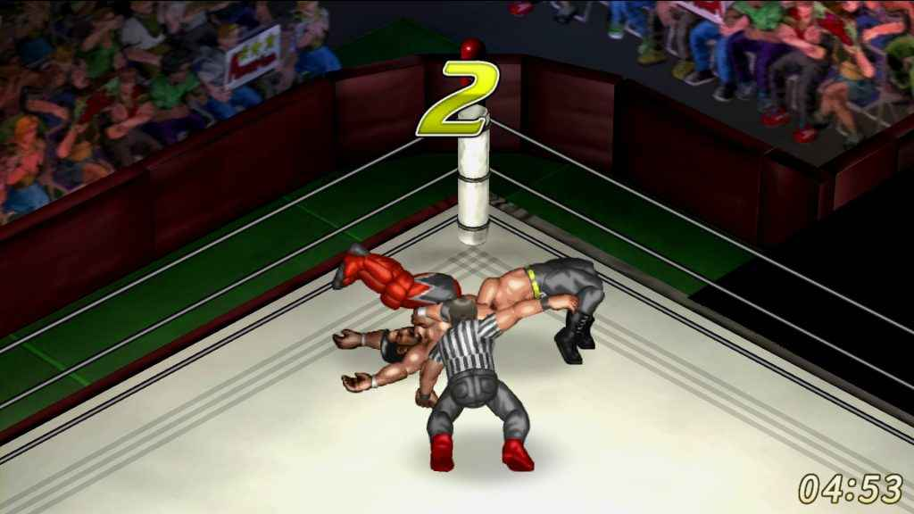 Fire Pro Wrestling World Review 01