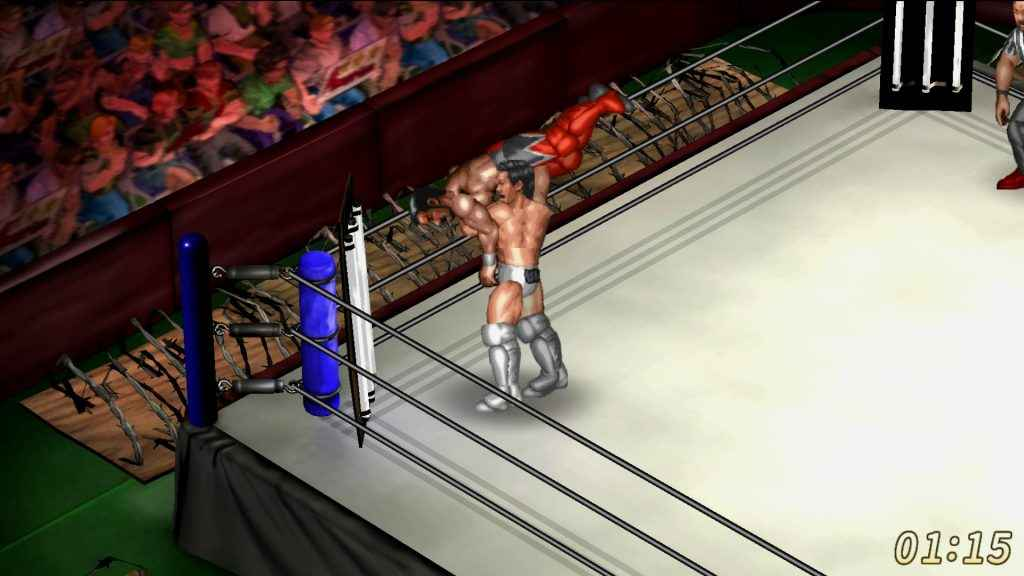 Fire Pro Wrestling World Review 03
