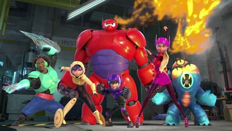 Kingdom Hearts Iii Big Hero 6 World Gets Silky San Fransokyo Showcase