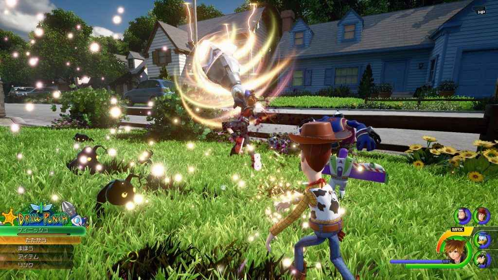 kingdom hearts 3 demo toy story -2