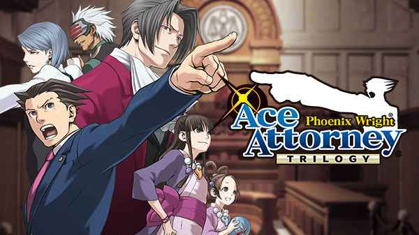 phoenix wright ace attorney trilogy ps4