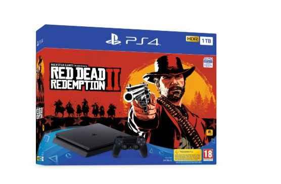 Red Dead Redemption 2 PS4 Bundle 02