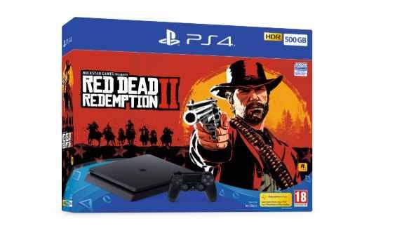 Red Dead Redemption 2 PS4 Bundle 04