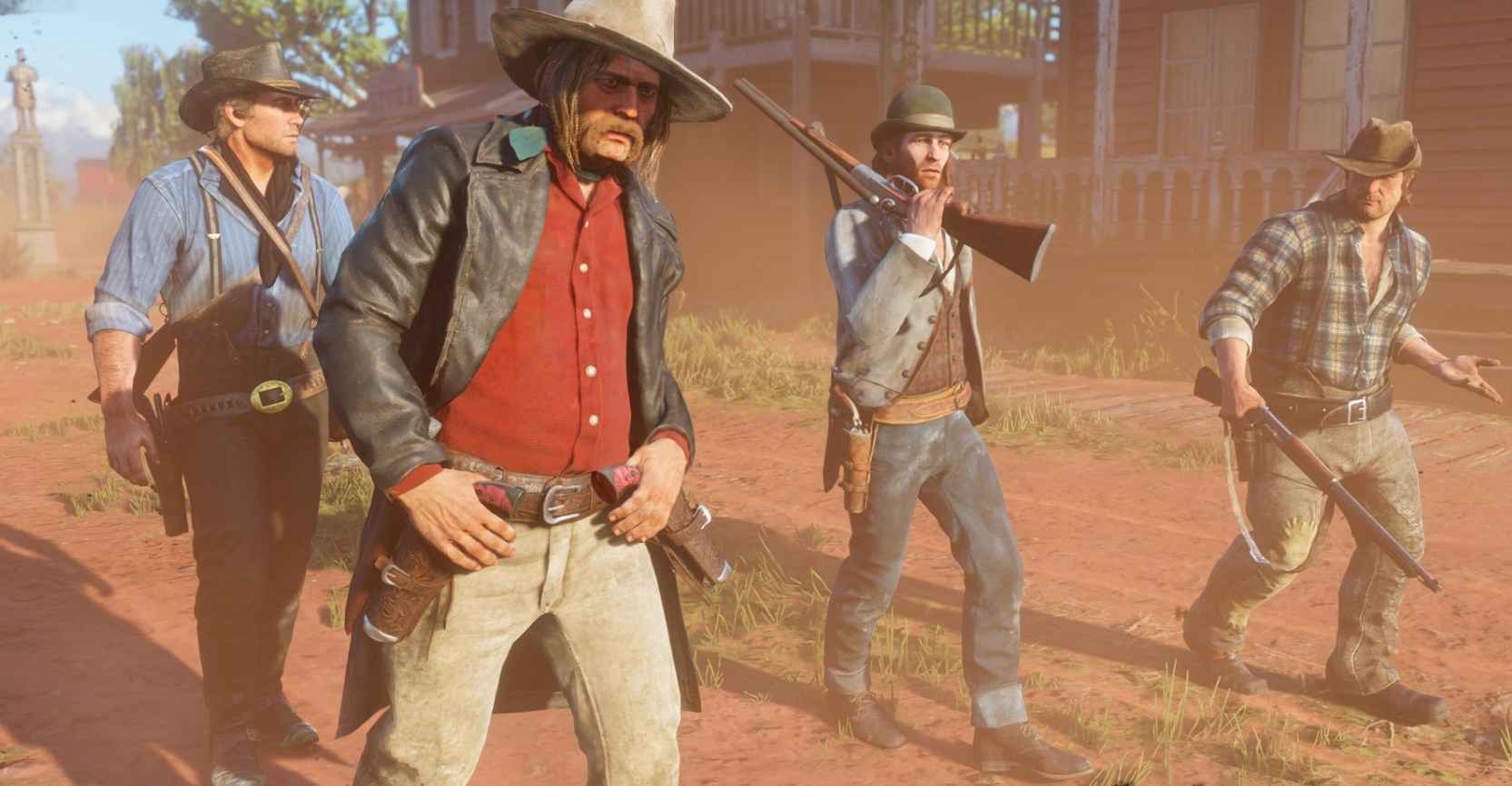 Red Dead Redemption 2 Full Map May Include All Of The Original Game S Map