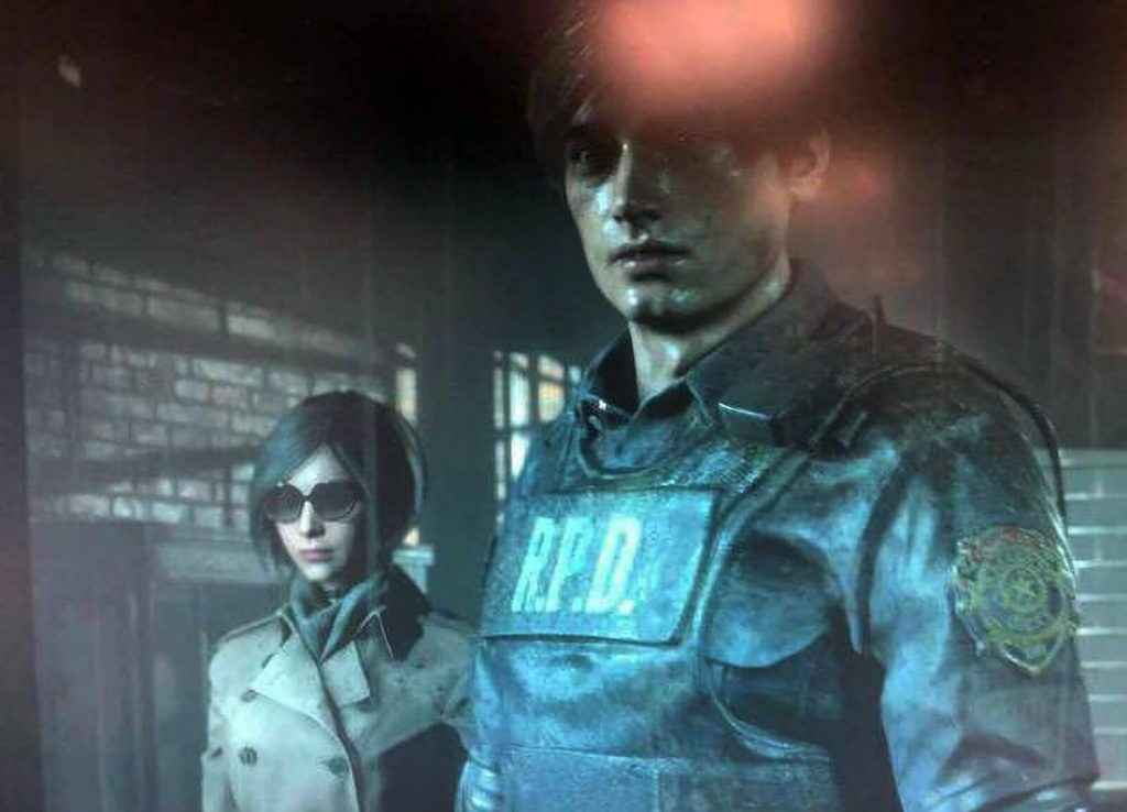 RESIDENT EVIL 2 1-Shot Demo Now Available