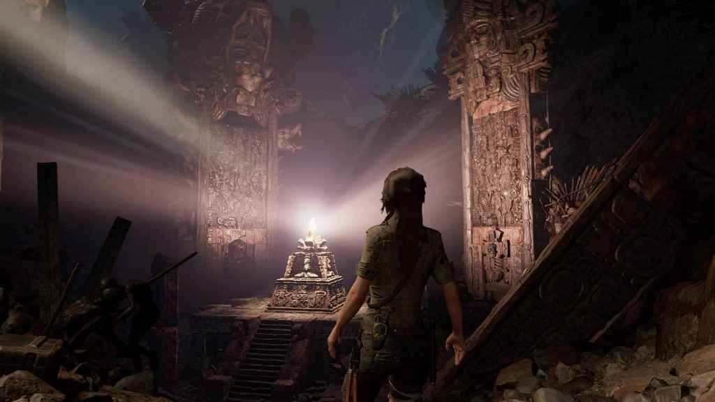 Shadow of the Tomb Raider alternative ending