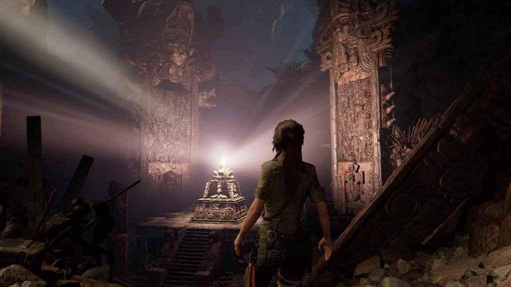 Shadow of the Tomb Raider alternative ending