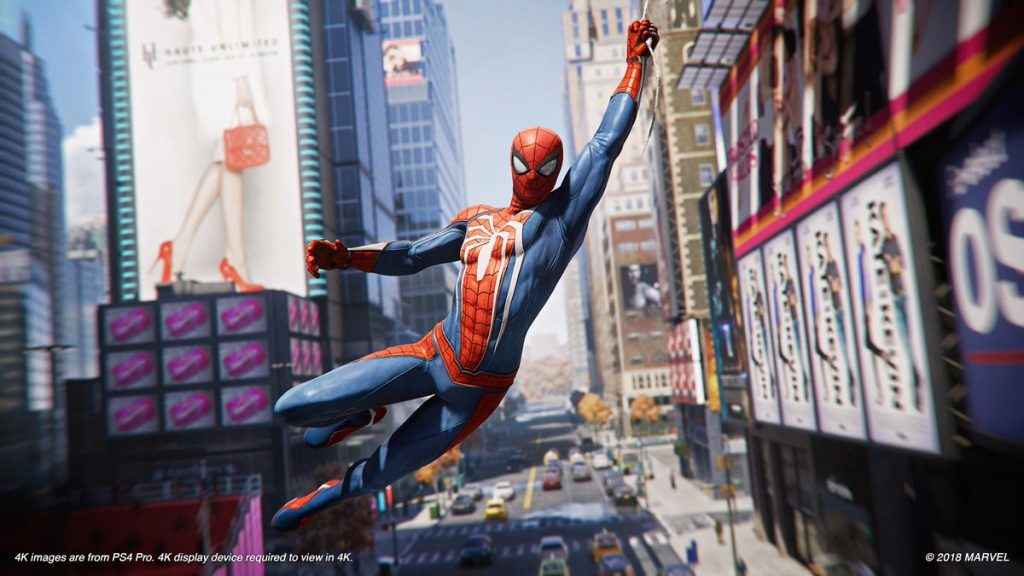 Spider-Man PS4 guide