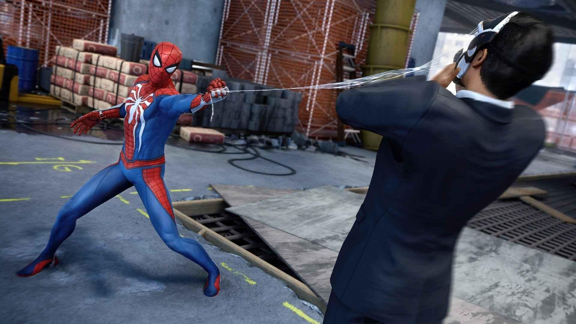 Resultado de imagem para Spider-Man PS4