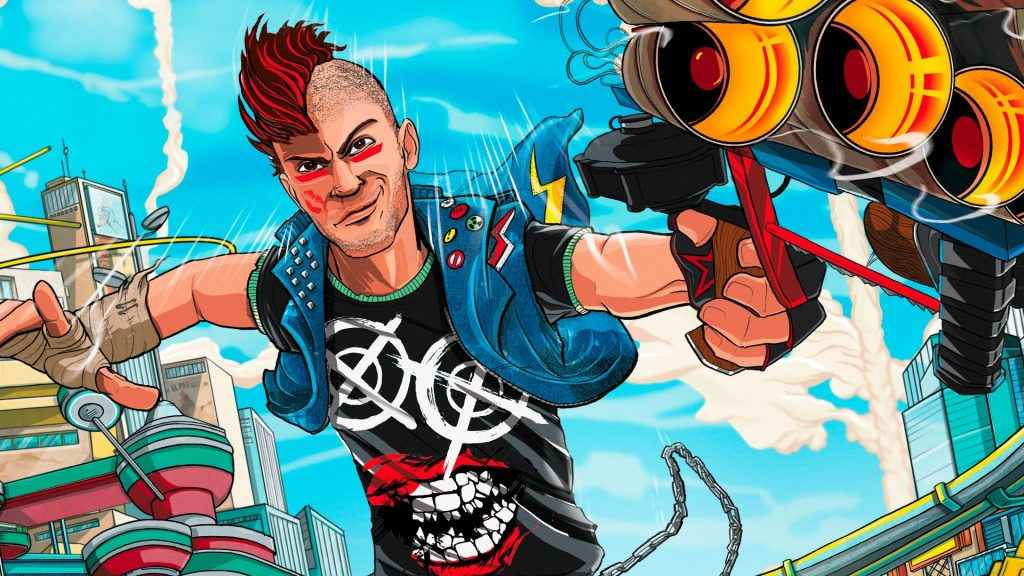 sunset overdrive ps4
