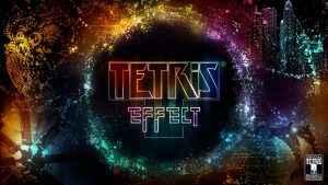 Tetris Effect gameboy stage