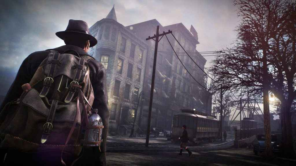 The Sinking City Visuals