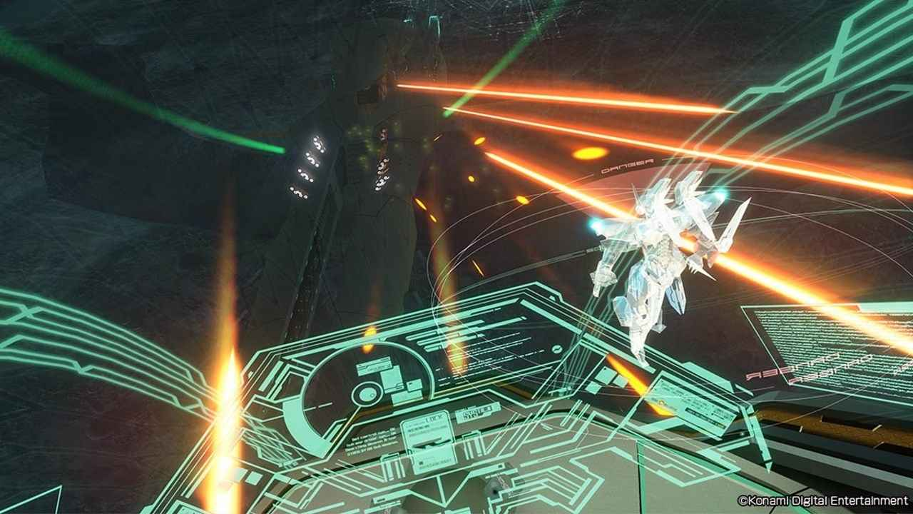 Zone of the Enders: The 2nd Runner: MARS 04