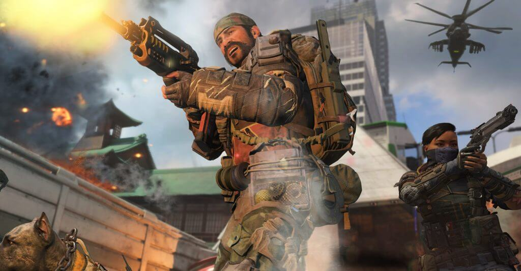 Call of Duty Black Ops 4 Sets Player Count Record, Makes