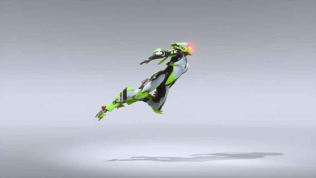 Anthem Javelin Classes - The Interceptor