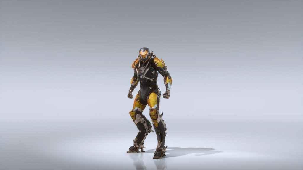 Anthem Javelin Classes - The Ranger
