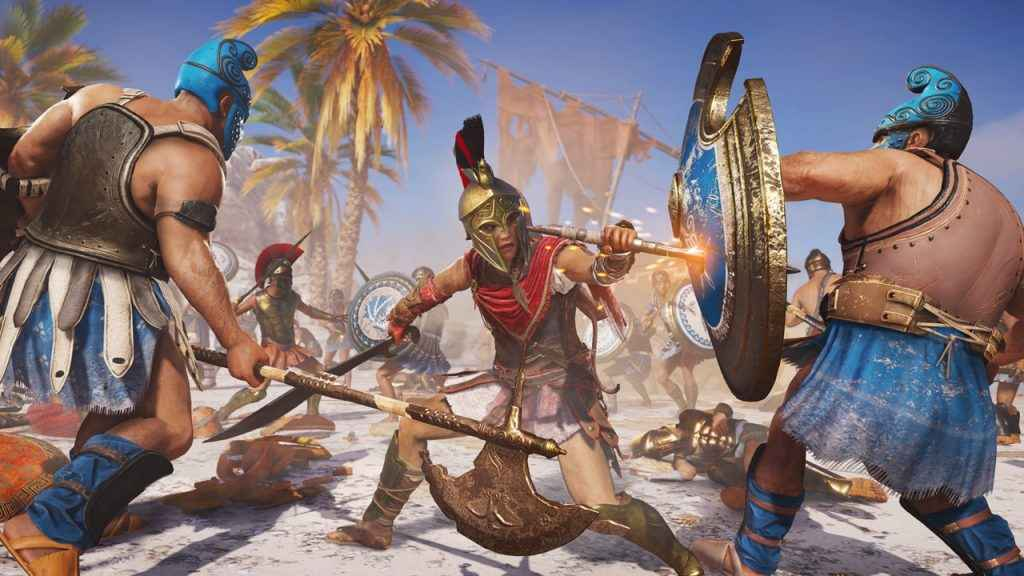 Assassin's Creed Odyssey - Combat