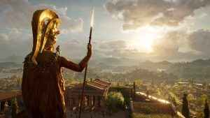 Assassin's Creed Odyssey Day One Patch