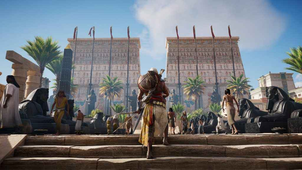Assassin's Creed Odyssey - Bayek Joins the Adrestia