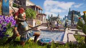 Assassin's Creed Odyssey Physical Sales