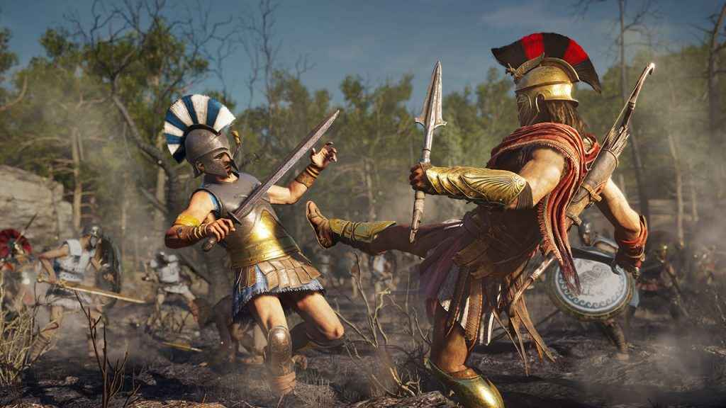 Assassin's Creed Odyssey live event