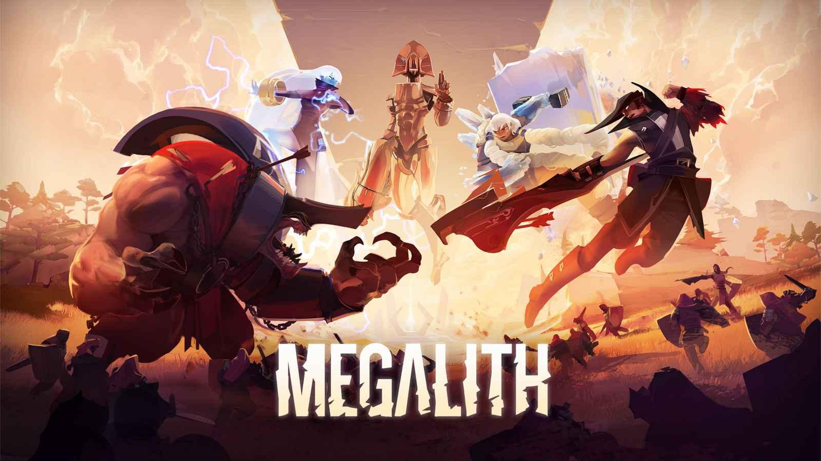 Megalith allows you to play as various Titans.