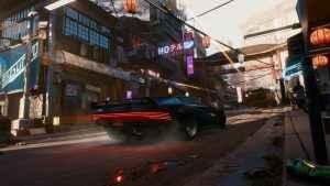 Cyberpunk 2077 - Bandai Namco Distributing the Game in Europe