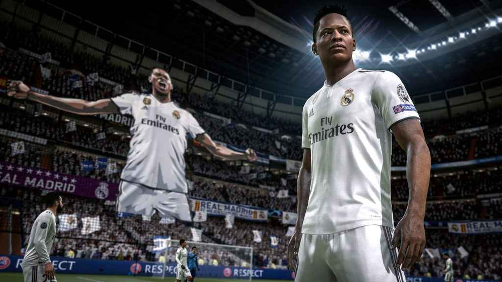 FIFA 19 Physical Sales