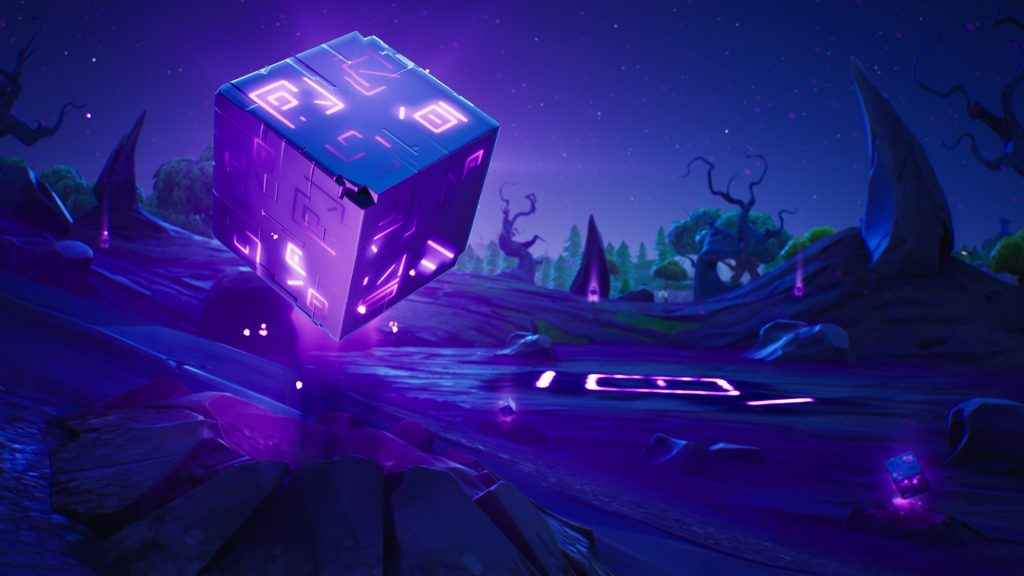 Fortnite Leaks - Freeze Traps and the Floating Island