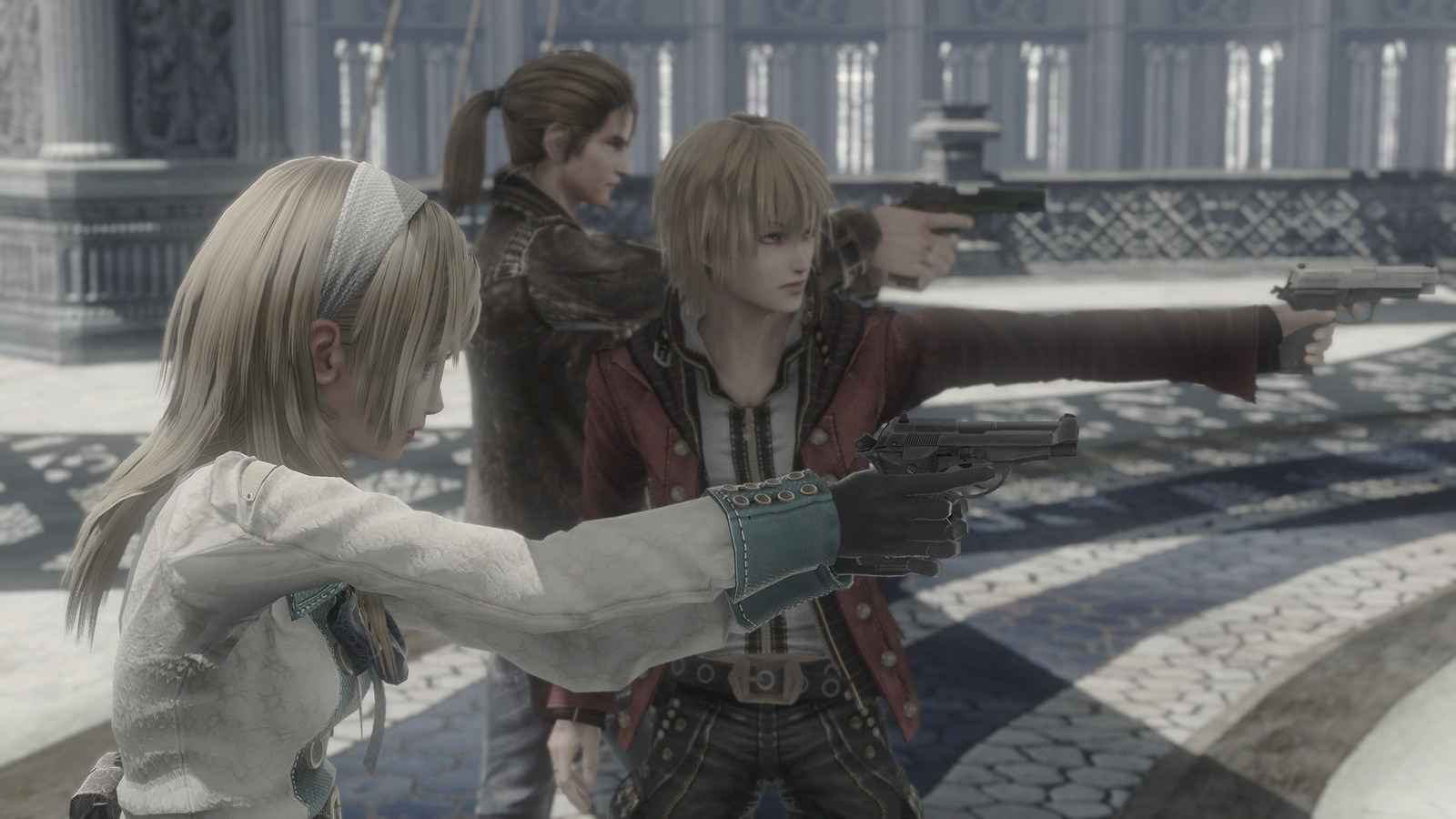 Resonance of Fate PS4 has seen some upgrades to textures.