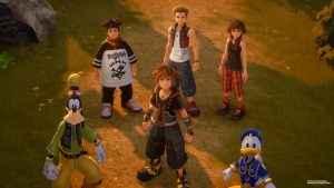 Kingdom Hearts III Screenshots 01