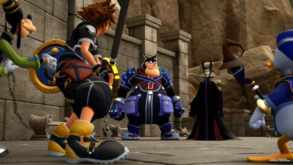 Kingdom Hearts III Screenshots 02
