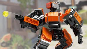 Lego Bastion 01