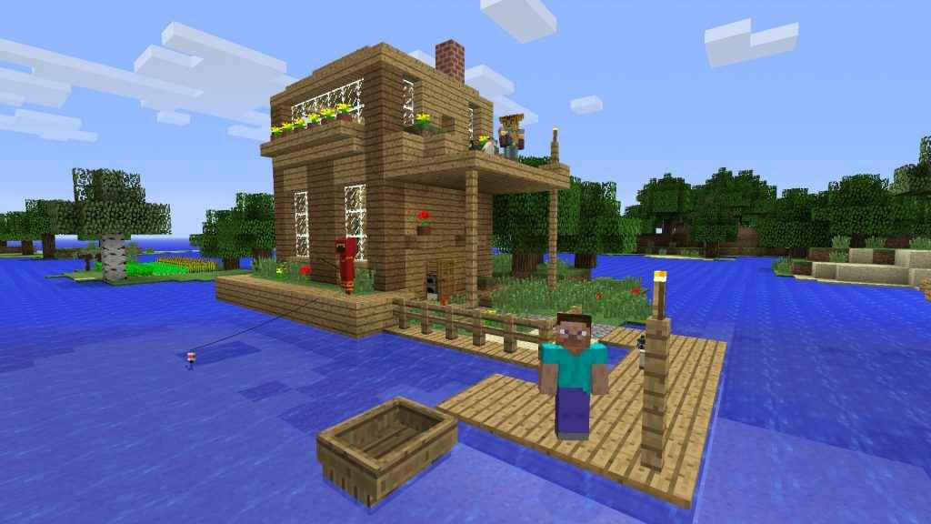 Minecraft 2 isn't on the Cards at Microsoft