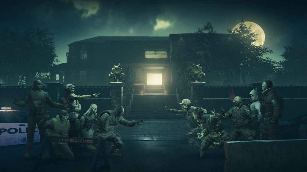 The Rainbow Six Siege Mad House Event ups the tense gunfights of the game.