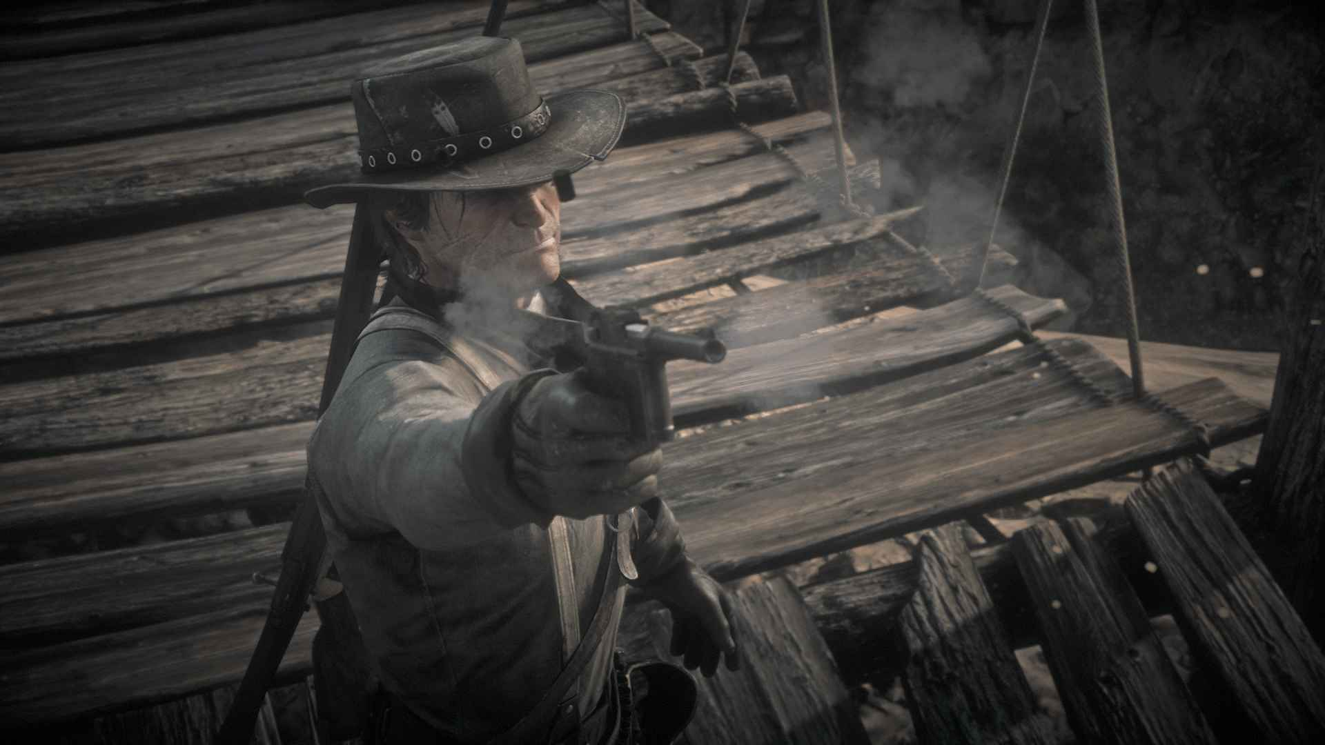Red Dead Redemption 2 Review - PS4 - PlayStation Universe