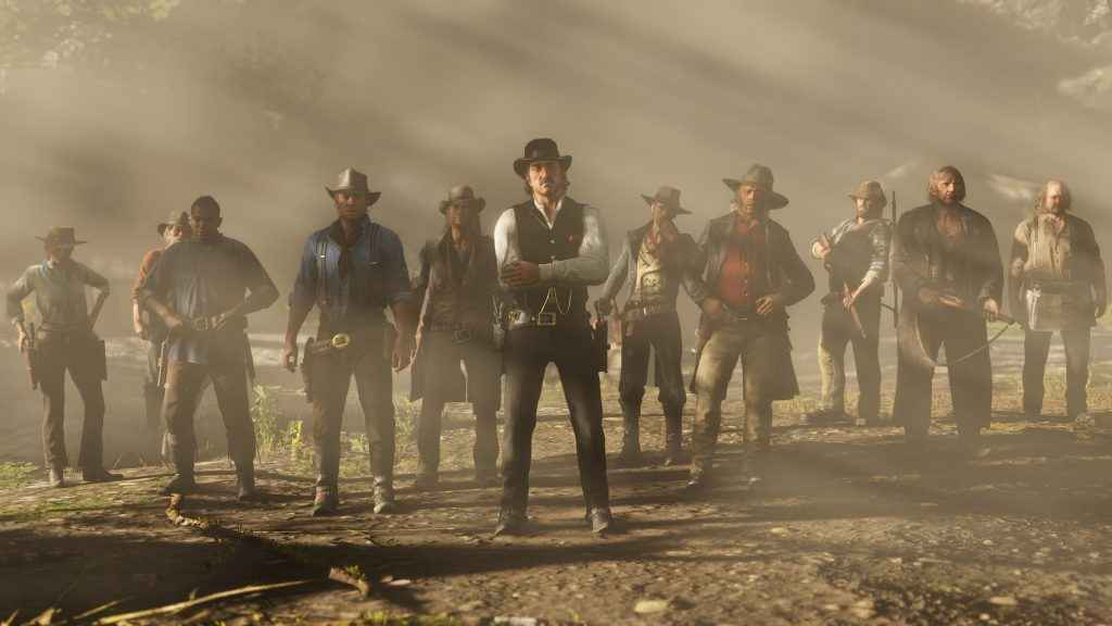 red dead redemption 2 review - 2