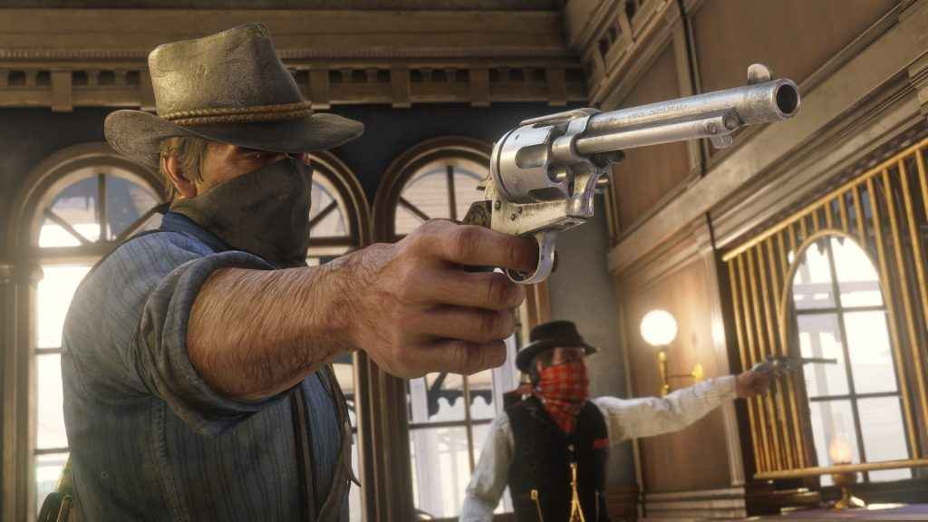 red dead redemption 2 review - 3