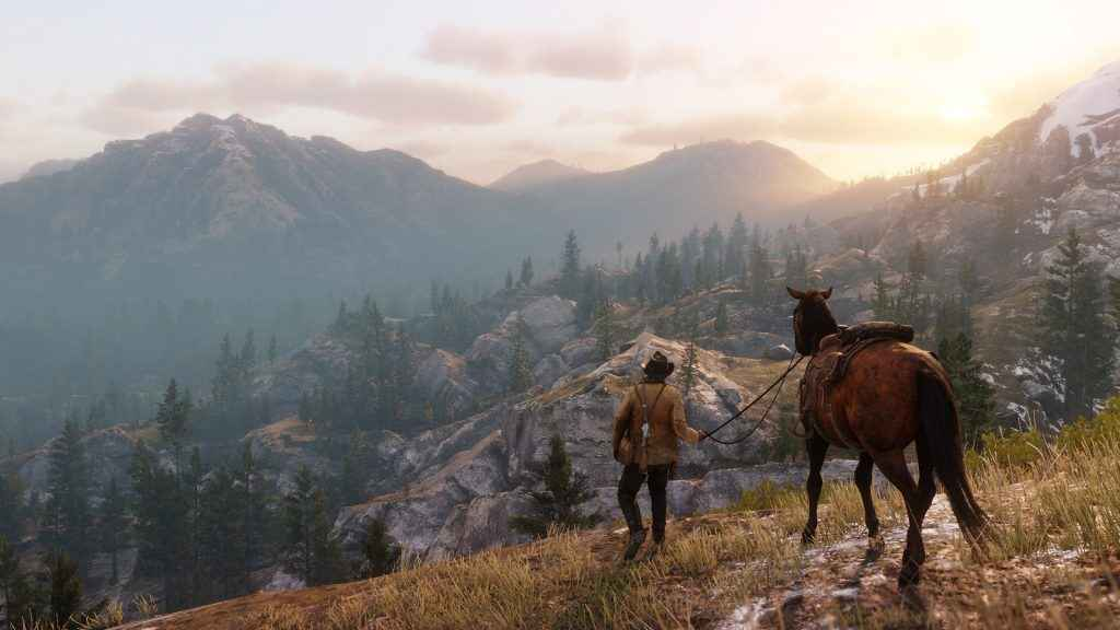 Red Dead Redemption 2 app