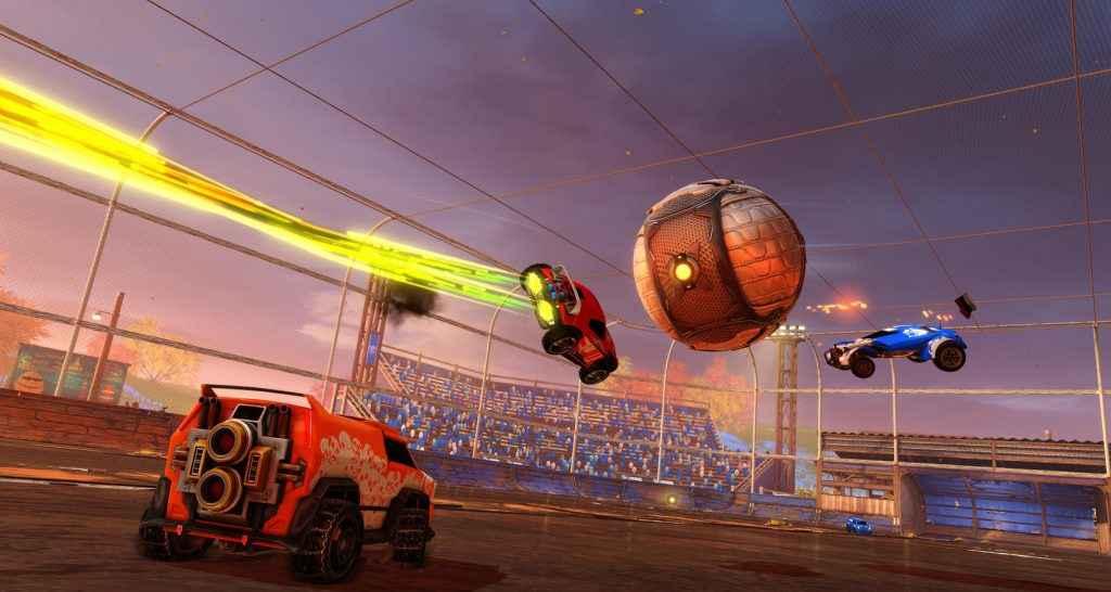 Rocket League Cross-Play 01