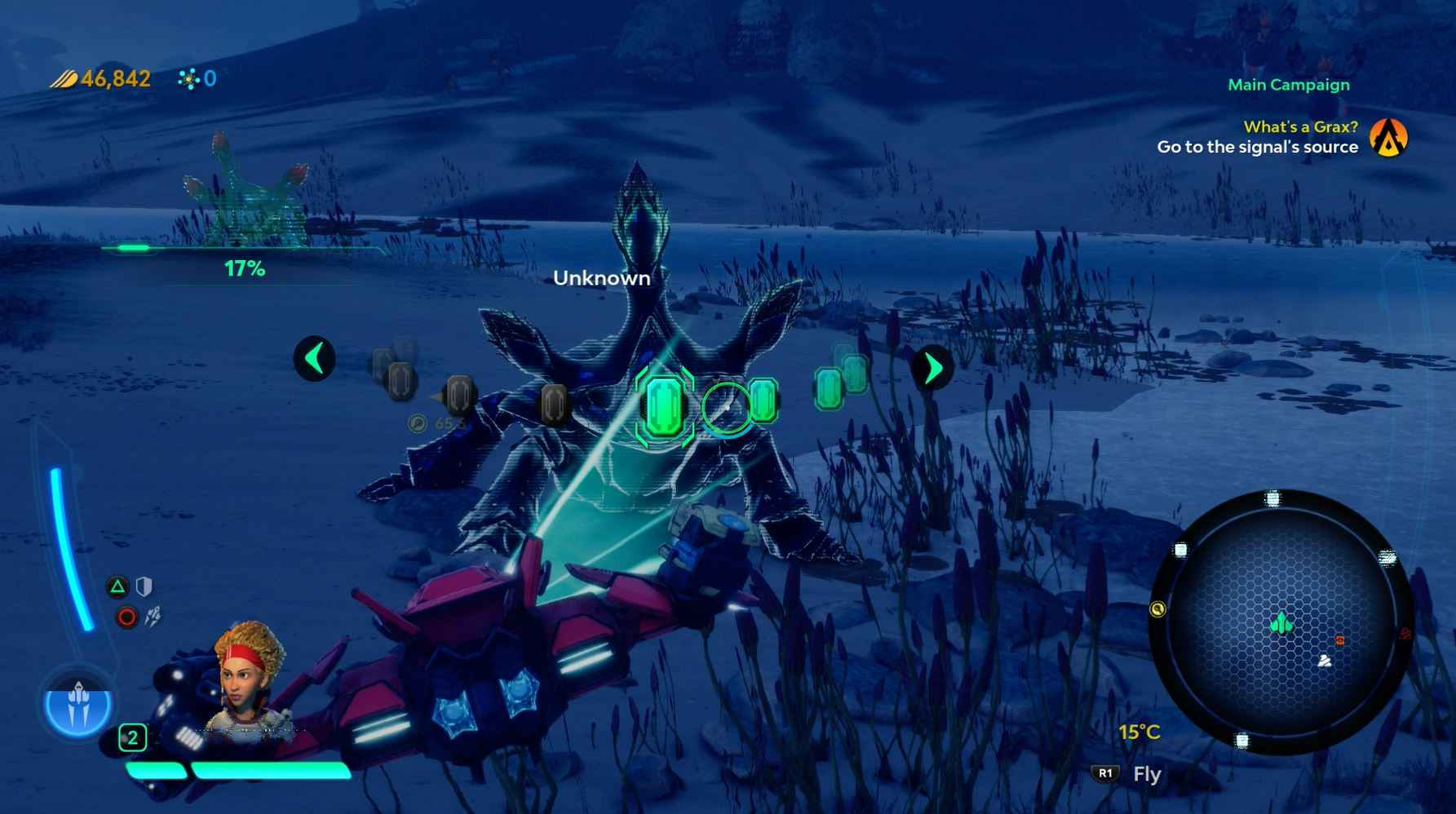 Scanning species in Starlink Battle For Atlas is one of the first things you should do on each planet.
