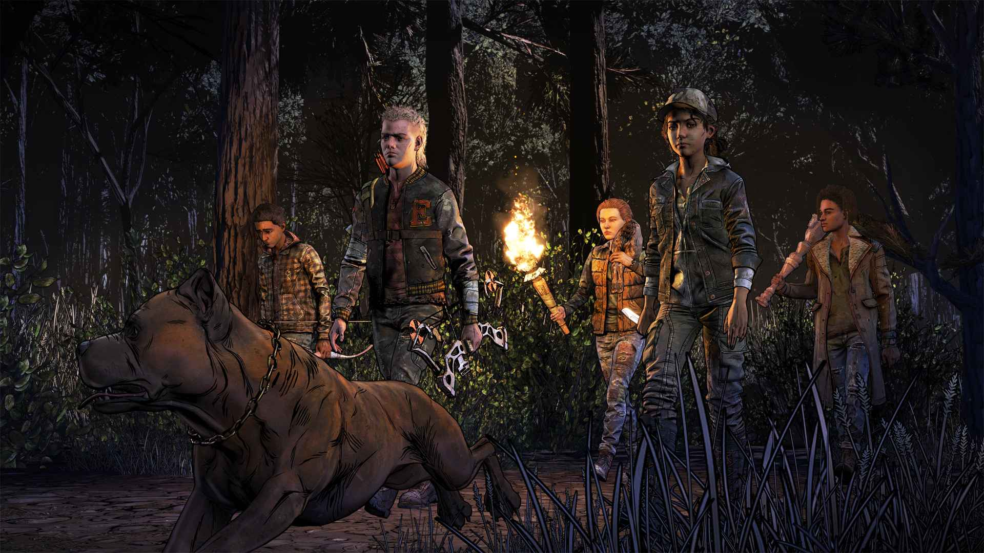 You Still Can't Buy Episodes 1 and 2 of The Walking Dead: The Final Season