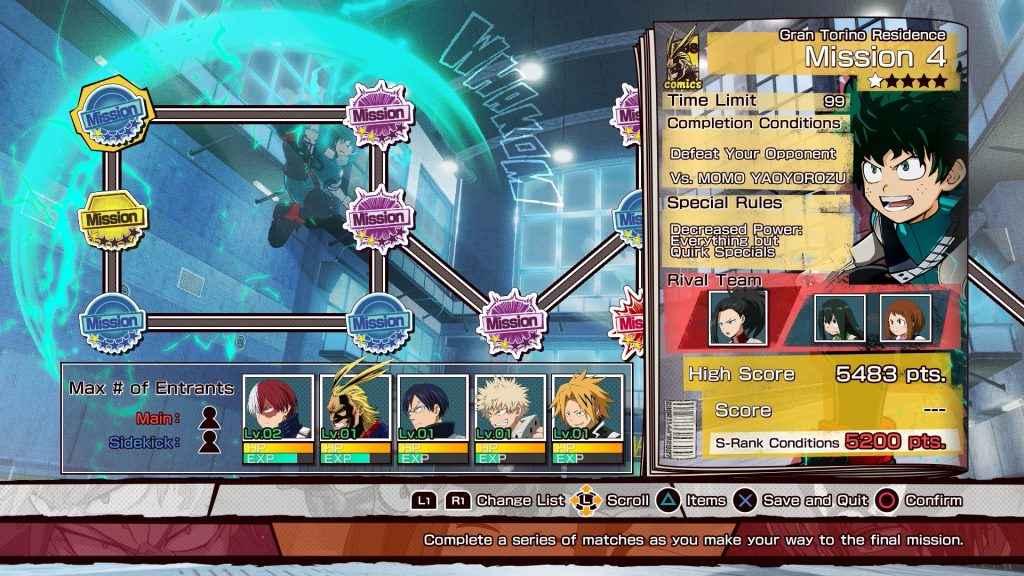 my-hero-ones-justice-arcade-mode